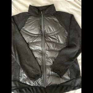London Fog quilted puffer jacket